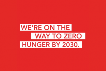We're On The Way to Zero Hunger by 2030
