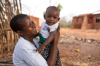 Community Health Worker in Malawi