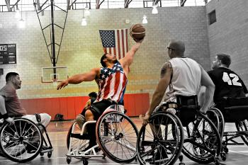 Possibilities, Not Disabilities: USMC Sergeant Eric Rodriguez